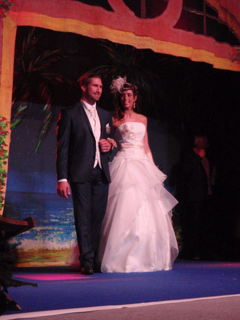 Mariage dans les Caraibes