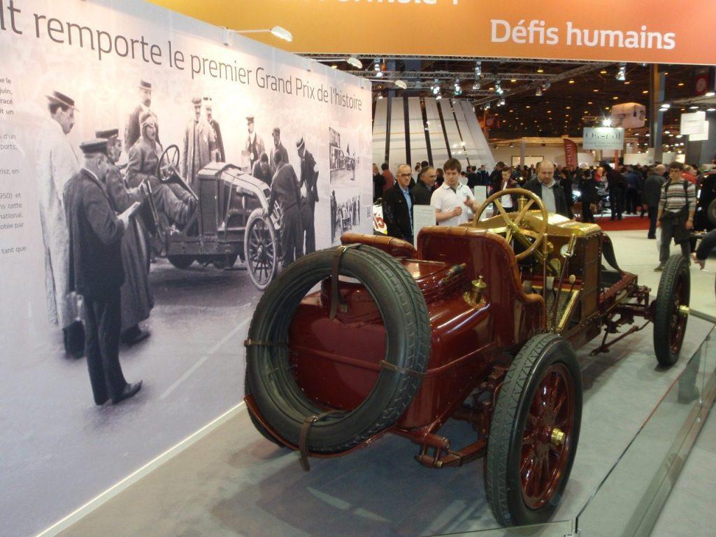 Renault 1906 vue arrière