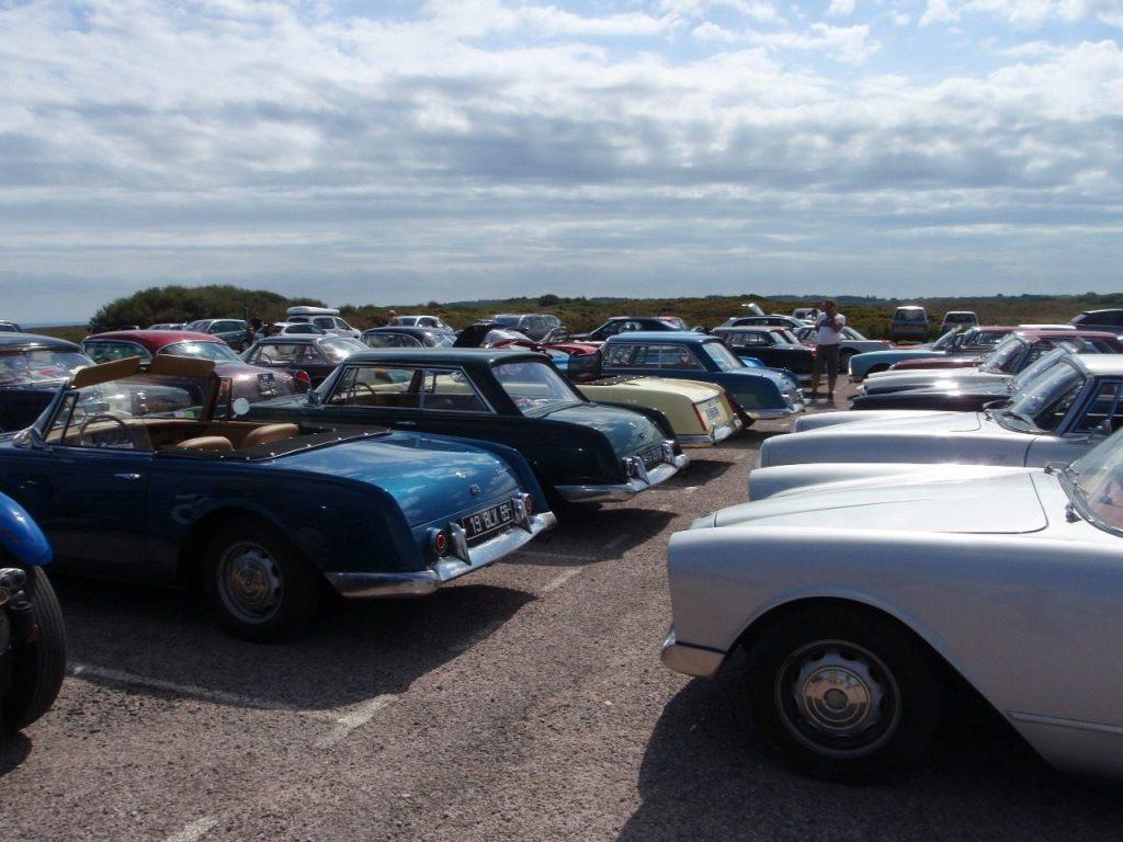 Rallye Club des Marques Août 2015, Saint Malo