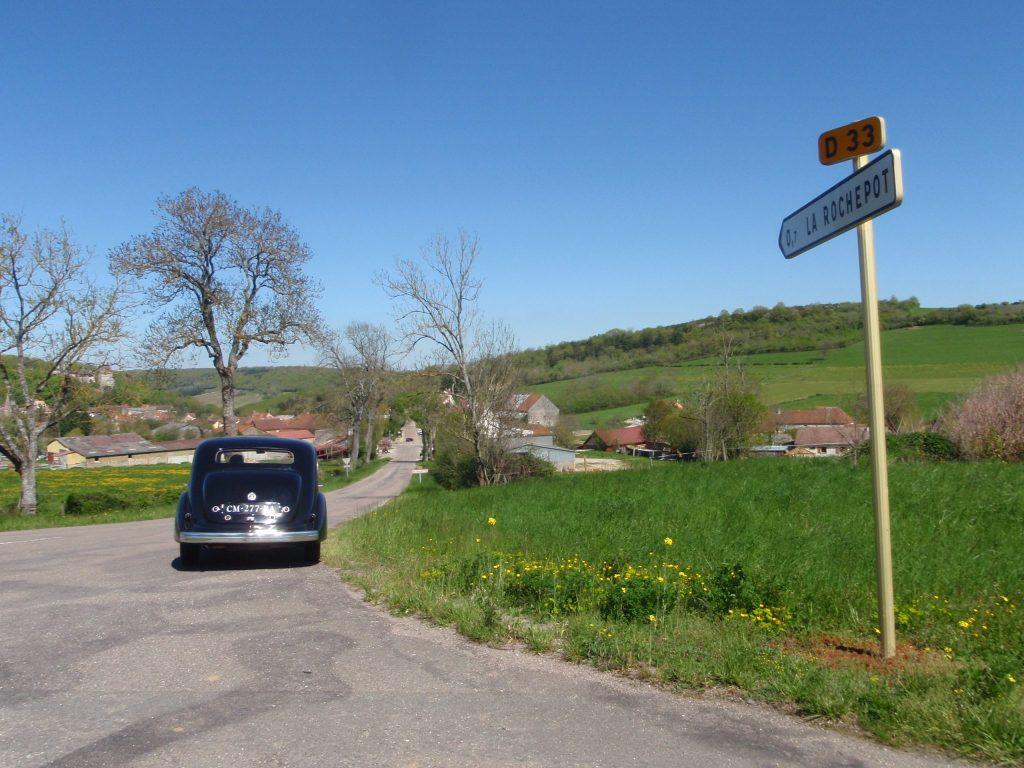 Rallye National Club Hotchkiss Macon: première journée
