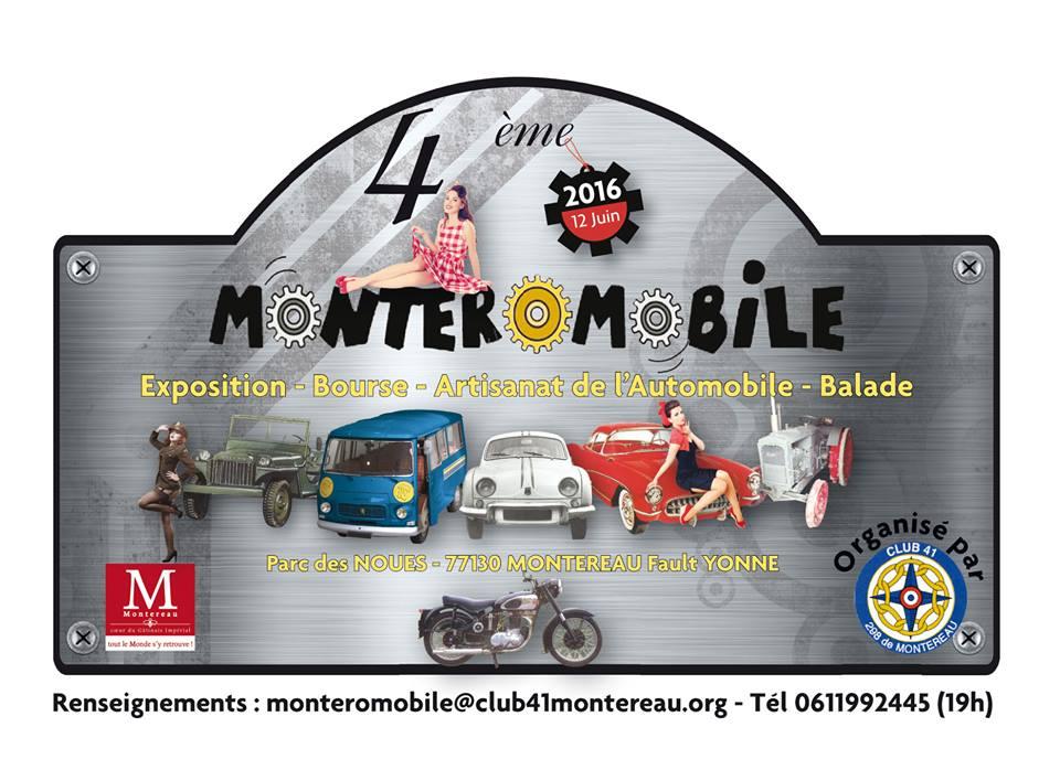 Rendez vous mensuel Court Auto Motos Passion mai 2016