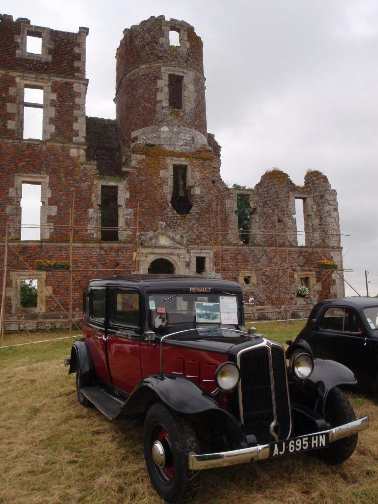 Château de l'Isle 12 juin 2016