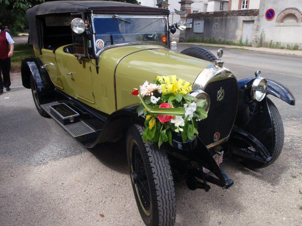 12éme parade des arrière grands mères Saint Fiacre samedi