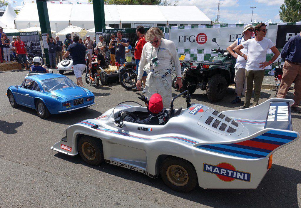 Le Mans Classic Little big Mans 2016