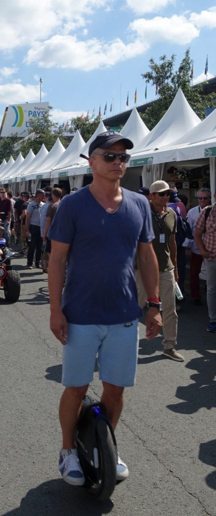 Le Mans Classic 2016 Voitures VIP