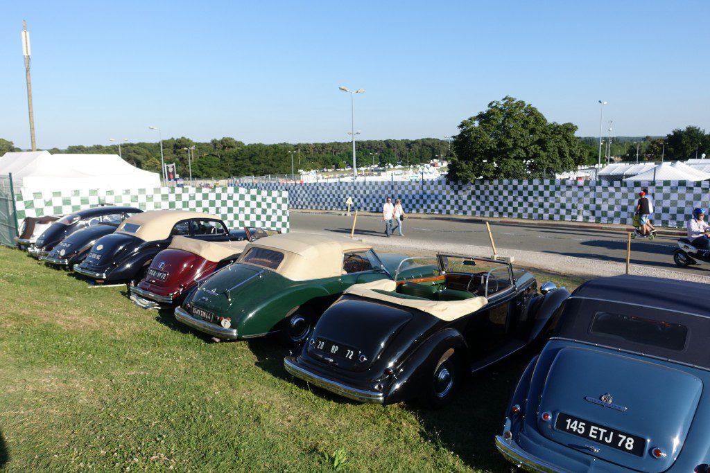 Club Hotchkiss Le Mans Classic 2016