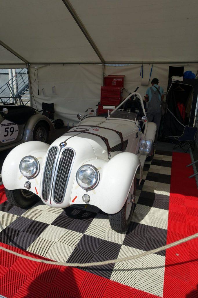 Le Mans Classic Les Paddocks Plateaux 1 & 2