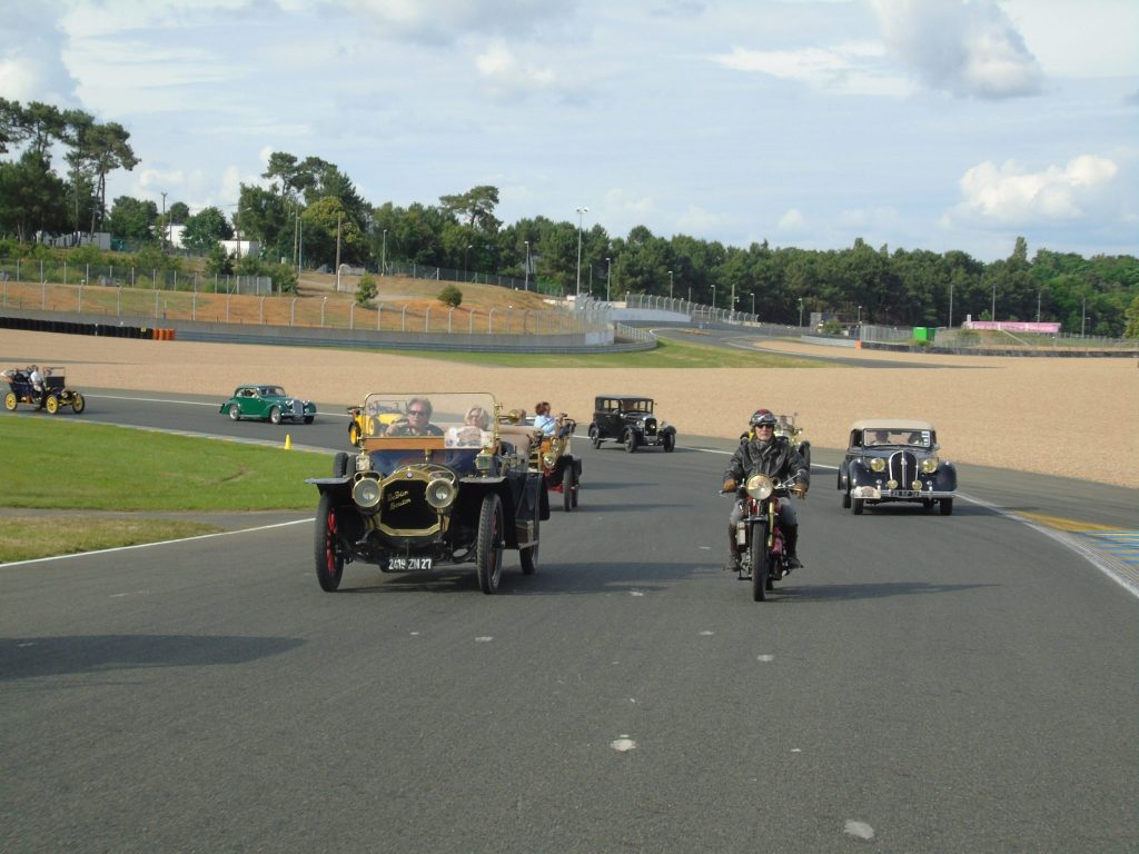 110 ans du premier grand prix ACF juin 2016