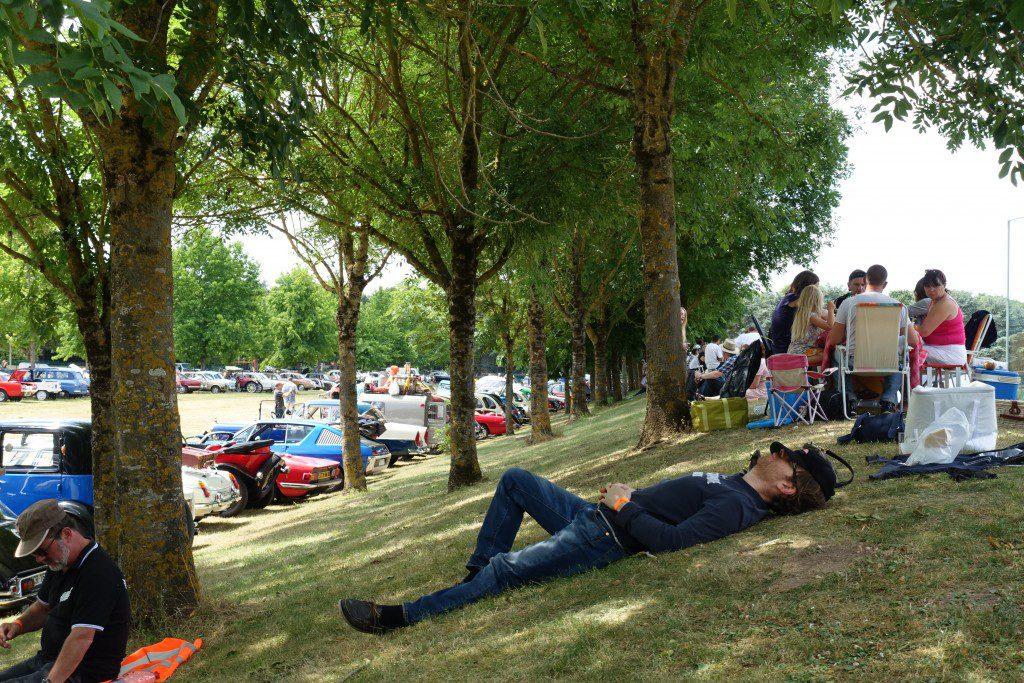 8ème Traversée d'Orléans juillet 2018
