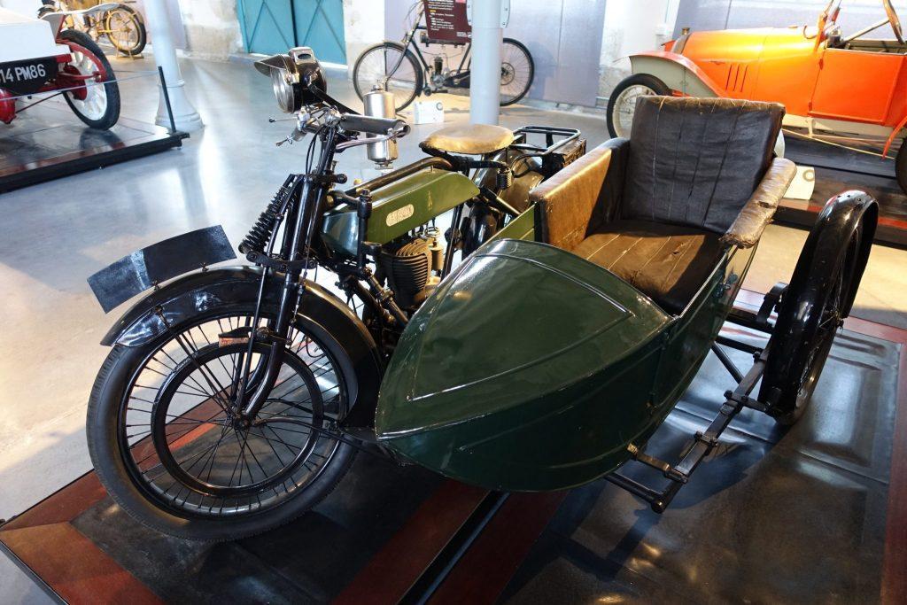 Musée Auto Moto Vélo Châtellerault Août 2016 2