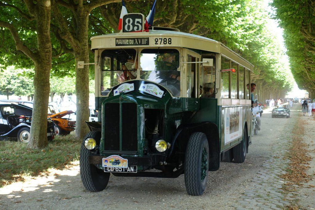 Traversée de Paris estivale juillet 2016