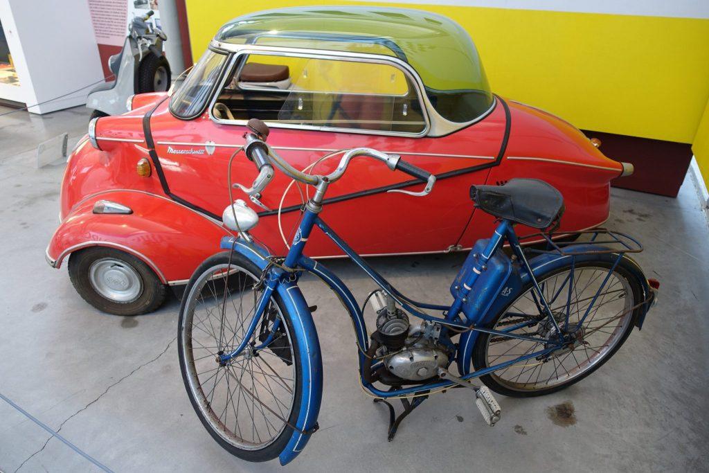 Musée Auto Moto Vélo Châtellerault Août 2016 3