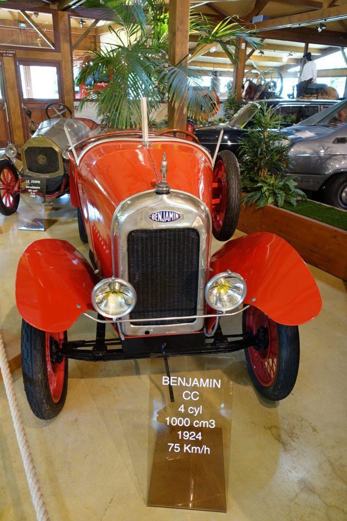 Manoir de L'Automobile de Lohéac