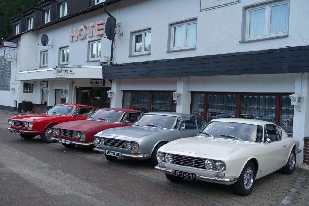 Les 50 ans de l'OSI 20MTS en Allemagne