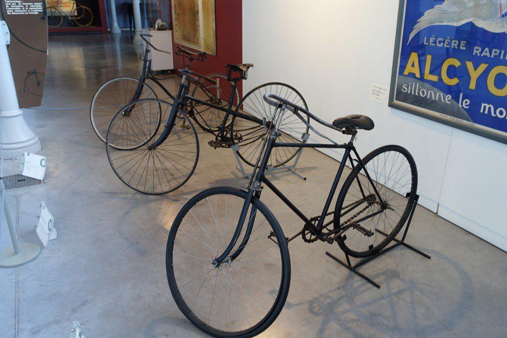 Musée Auto Moto Vélo Châtellerault Août 2016 1