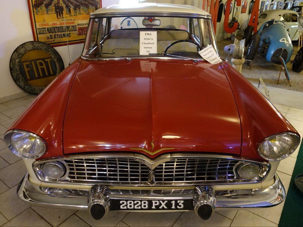 Musée automobile de Provence août 2016
