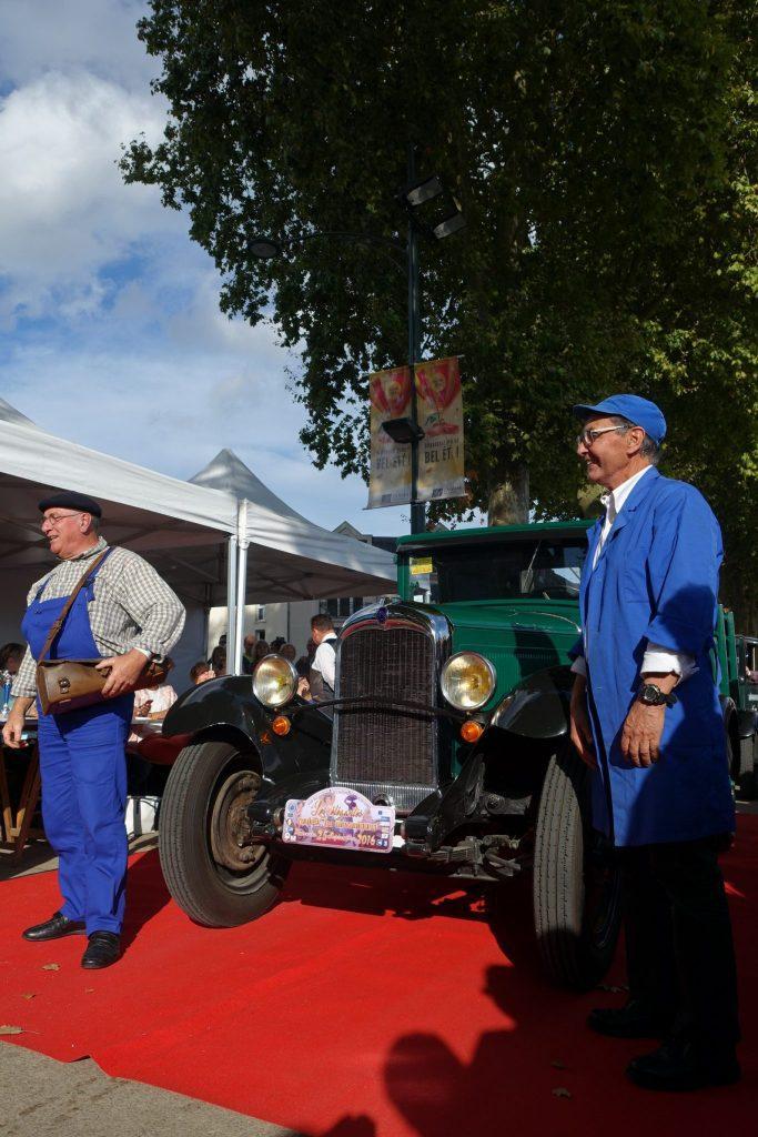 Les élégantes roulent des mécaniques septembre 2016