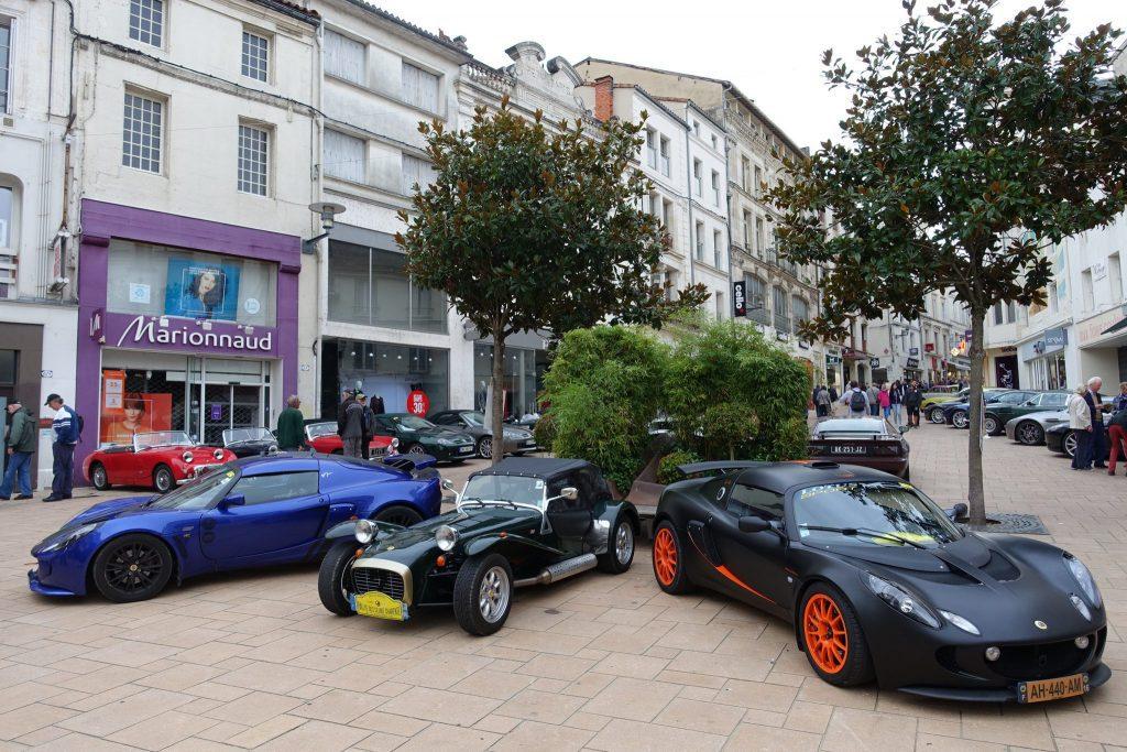 Le circuit des remparts Angoulême 2016