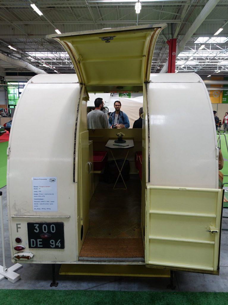 Automédon 2016 en rétro camping