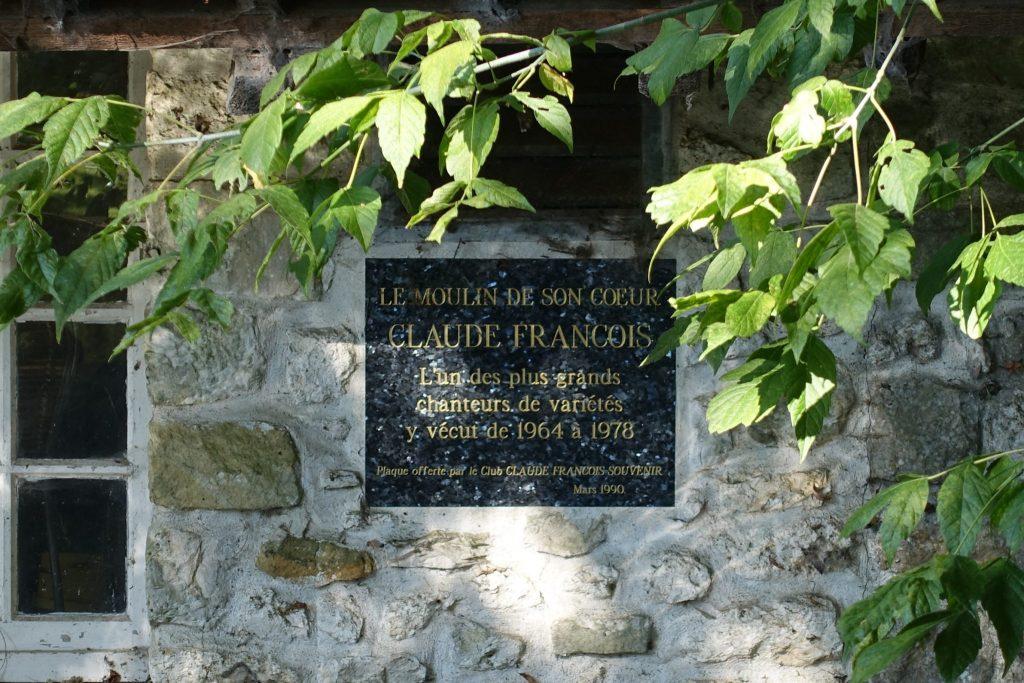 Balade CAMP au moulin de Claude François