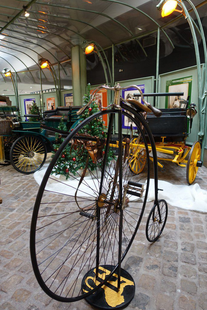 Musée de l'Aventure Peugeot Les avant guerre