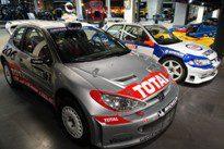 Musée de l'aventure Peugeot les après guerre