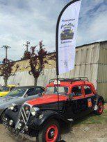 Journée Nationale des véhicules d'Epoque Montargis 2017