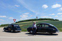 Club Hotchkiss Rallye national 2017 dans les Vosges: première étape