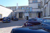 Club Hotchkiss Rallye national 2017 dans les Vosges: L'impression et l'art en Lorraine