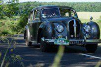 Club Hotchkiss Rallye National 2017 dans les Vosges: Spirituel, architecture et musique