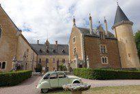 La vie de Château en 2 CV
