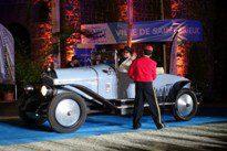 Les primés du concours d'élégance 2017 Coupe Florio