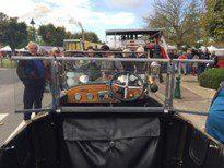 Costumes Vénitiens, fête de la pomme et automobiles de collection à Paucourt