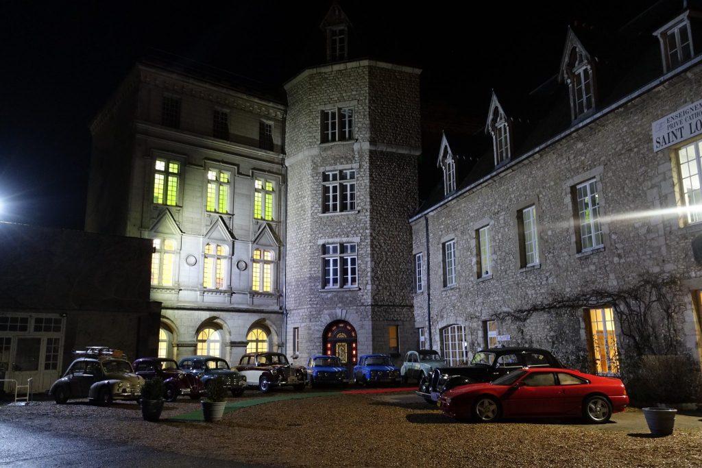 Soirée anciens élèves lycée hotelier Saint-Louis Montargis