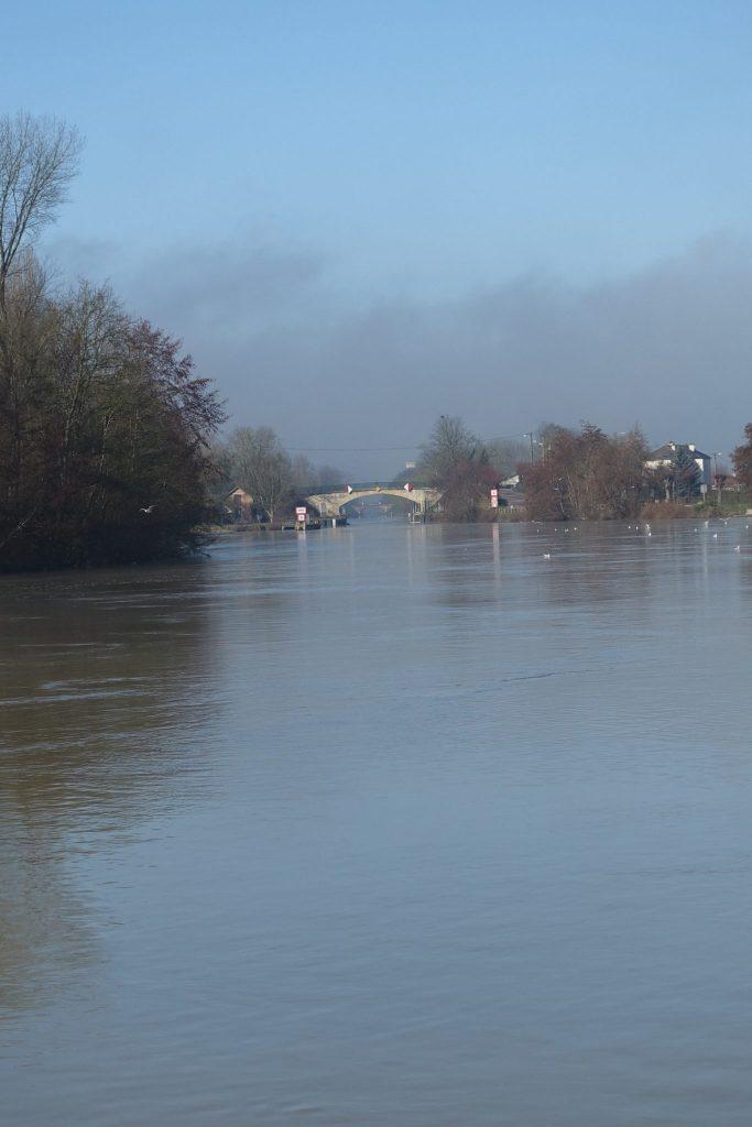 Courlon sur Yonne février 2018