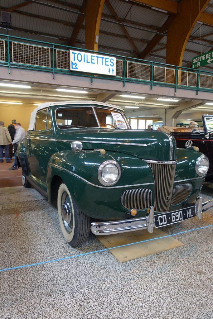 Salon Automobile Ancienne Orléans 2018