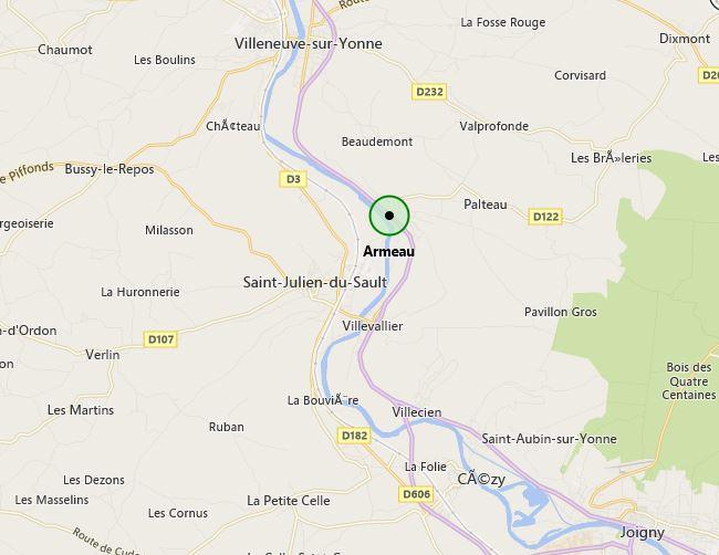 Promenade champêtre TBY Tour B'Yonne