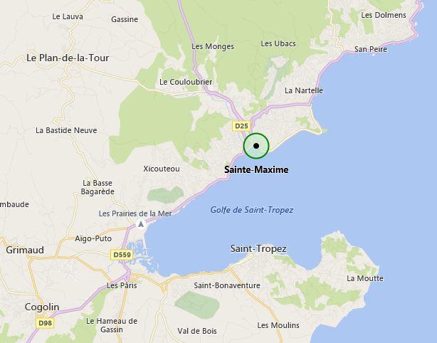 1er salon rétro Maxime à Sainte-Maxime 2018