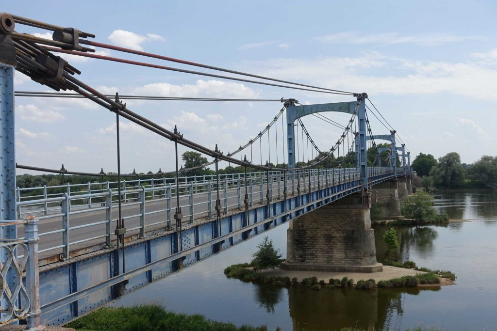 RDV mensuel AMR 45 Bellegarde Juillet 2018 et balade en bord de Loire
