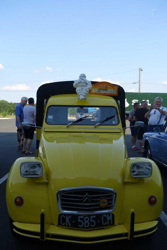 Rallye Nationale 9 par l'Auvergne et les grandes Causses 2018