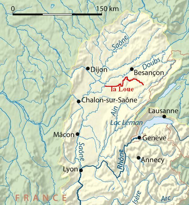 Rallye National Hotchkiss 2018 les sources du Lison et de la Loue