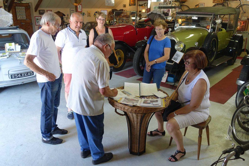 Courtenay Auto Moto Passion en Sologne juillet 2018