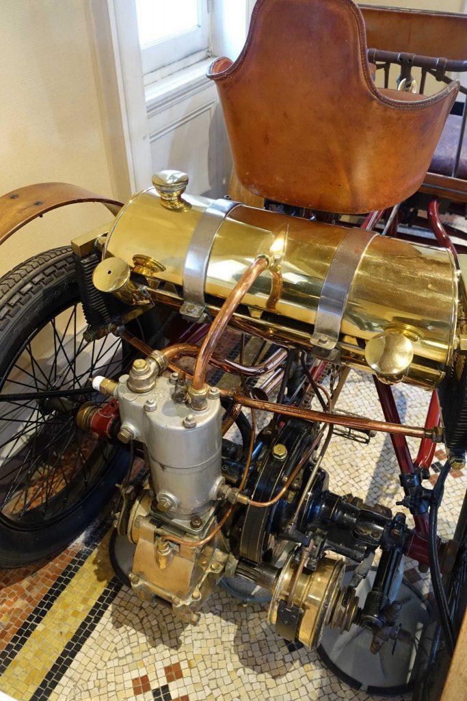 Musée de L'Automobile Henri Malartre