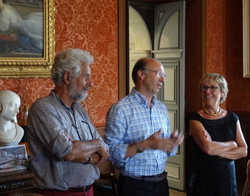 Rallye de l'association des clubs de marque au pays de Rabelais 2