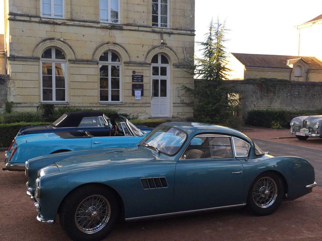 Rallye des clubs de Marque 2018 un joli plateau de Doyennes