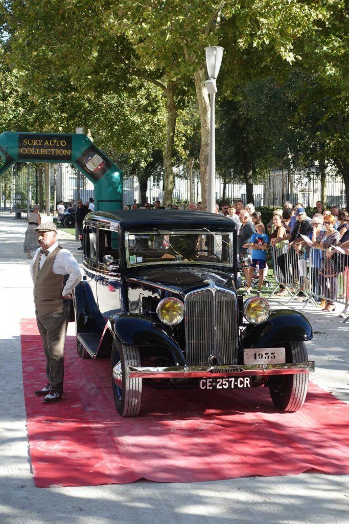Concours élégance Montargis 16 septembre 2018