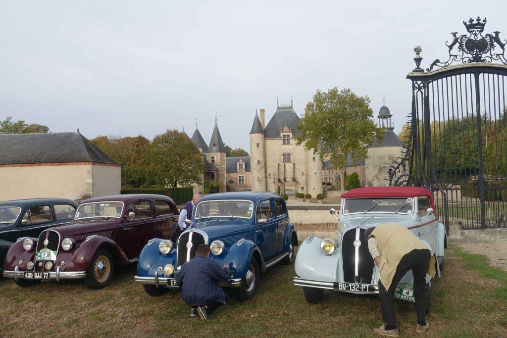 Rallye d'Automne octobre 2018 Hotchkiss 1