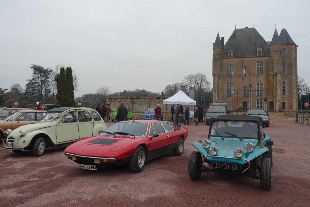 RDV mensuels janvier 19 AMR 45 Bellegarde & CCACL Orléans