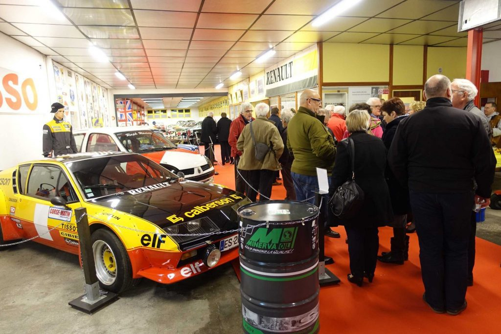 Club Auto Sport Museum soirée ouverture mars 2019
