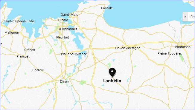75 ième anniversaire libération à Lanhélin